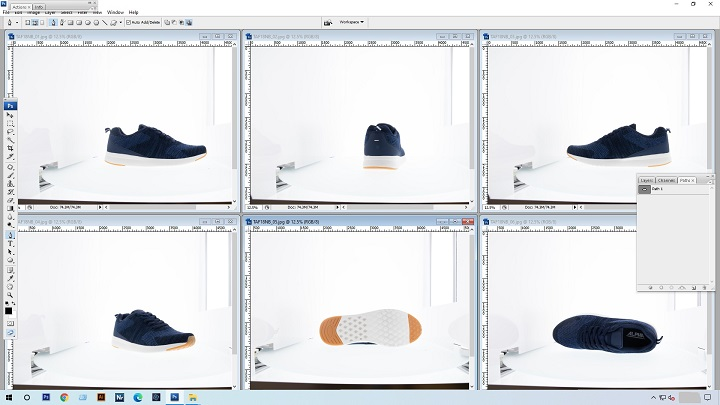 Ecommerce Photo in Photoshop