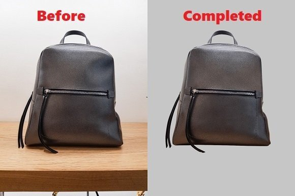 Product Photo Retouching Completed Image