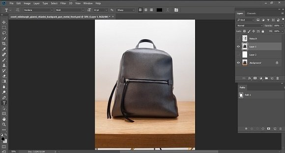 Product Photo Retouching Image