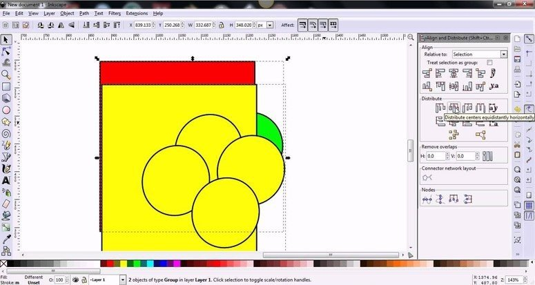 Inkscape Image Editing 04